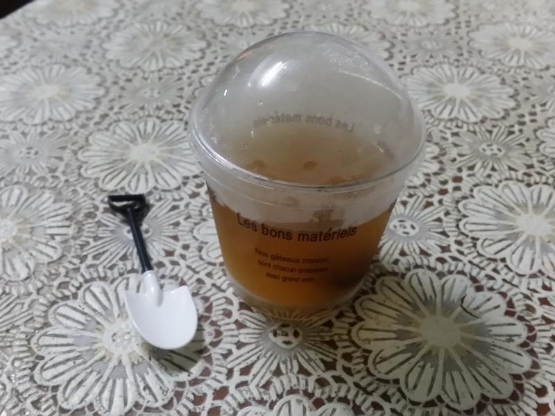 Q梅茶凍(簡易版)