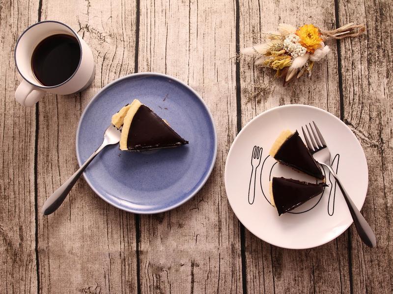 法式生巧克力塔 (六吋)