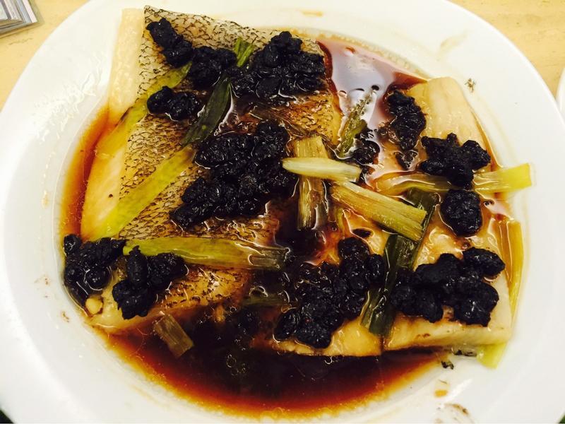 【Elaine廚房】豆豉鱈魚