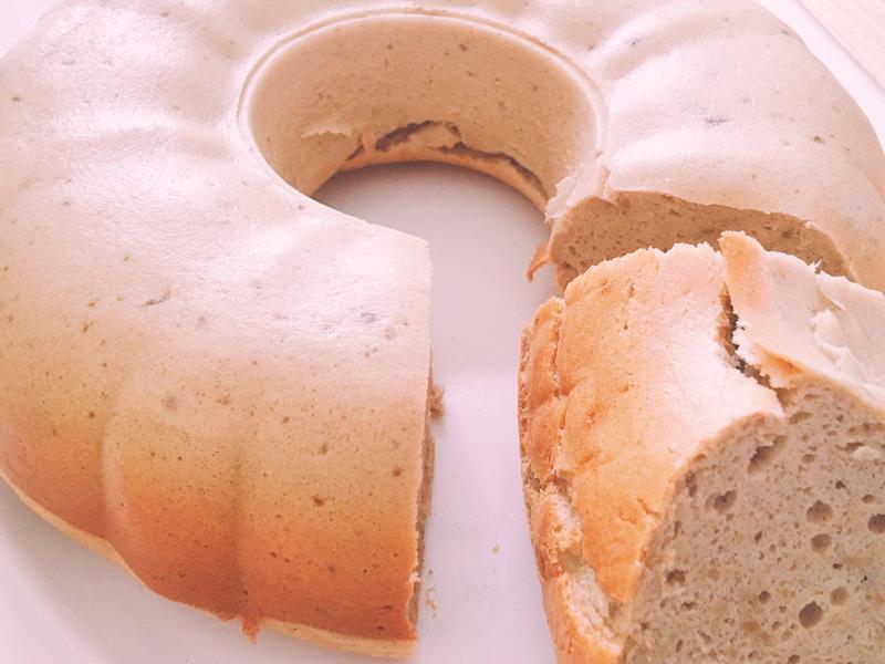 焦糖牛奶棉花蛋糕
