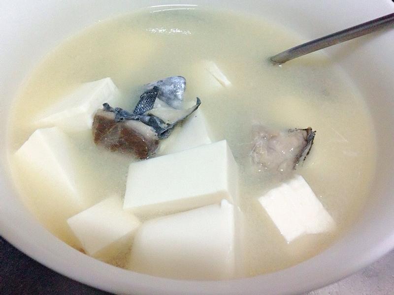 [低GI食堂]鮪魚豆腐味增湯