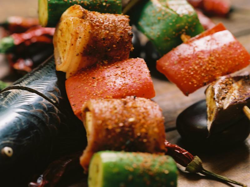 【小磨坊】串烤燒肉