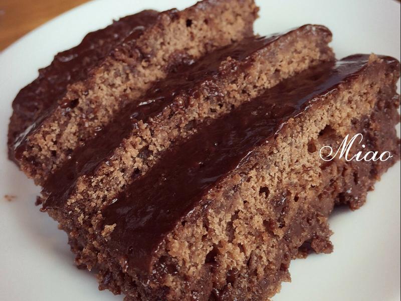 濕巧克力蛋糕