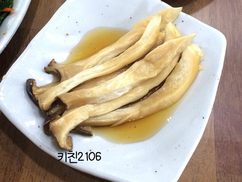 韓國常備菜-杏鮑菇醬菜새송이장아찌