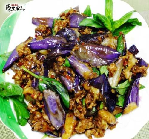 【厚生廚房】魚香茄子