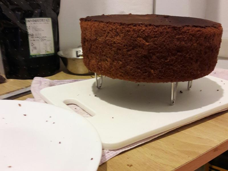 戚風蛋糕(超鬆軟)