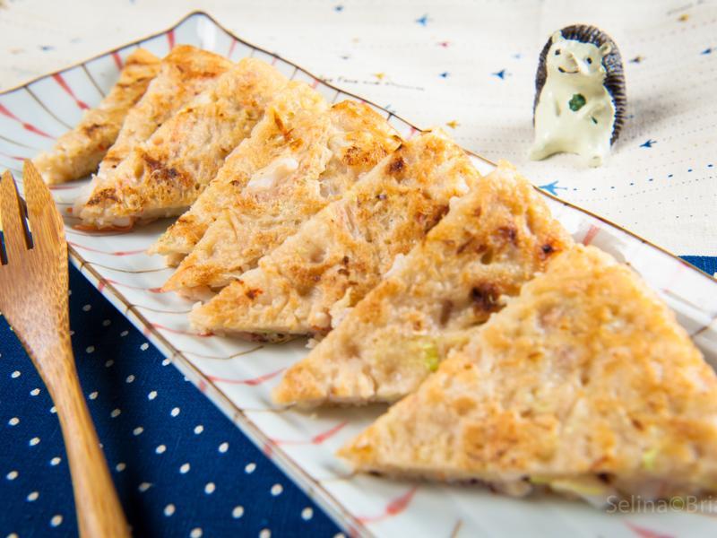 海鮮煎餅@Selina Wu