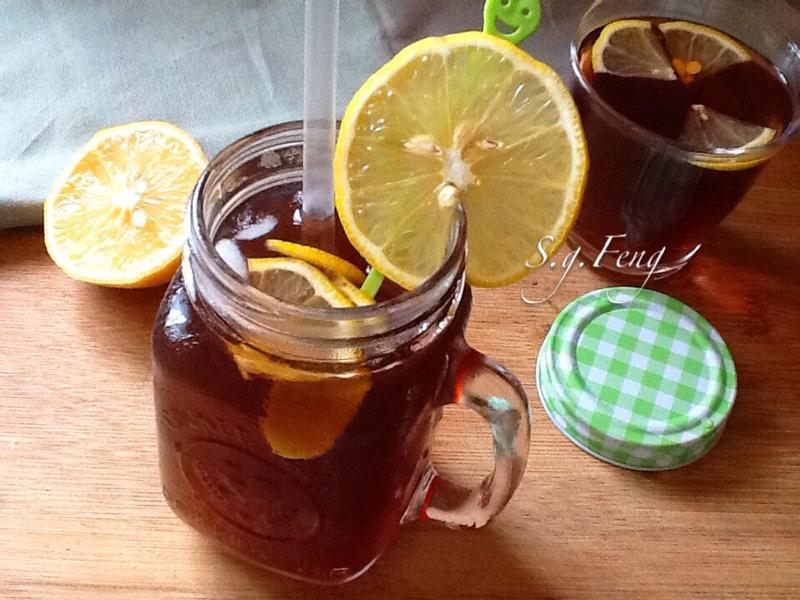檸檬咖啡紅茶
