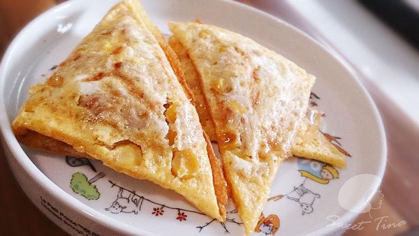 黃金蛋 - 三明治機變身烤盤