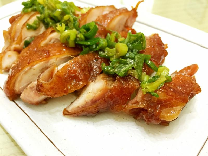 菲比油雞(減鹽版)