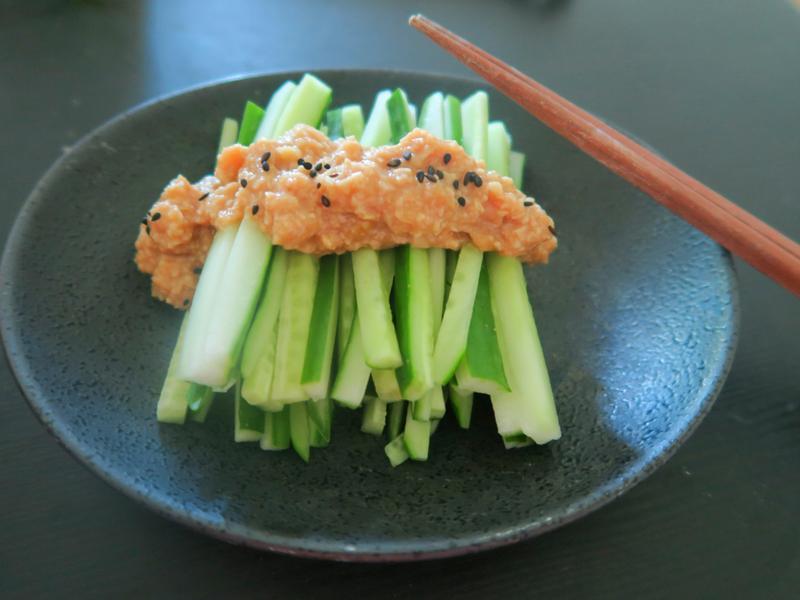 【零廚藝三分鐘】 和風味增小黃瓜