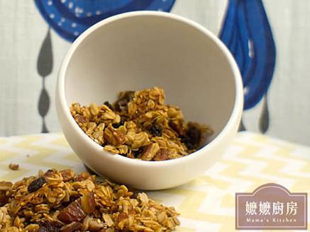 椰棗燕麥片作法