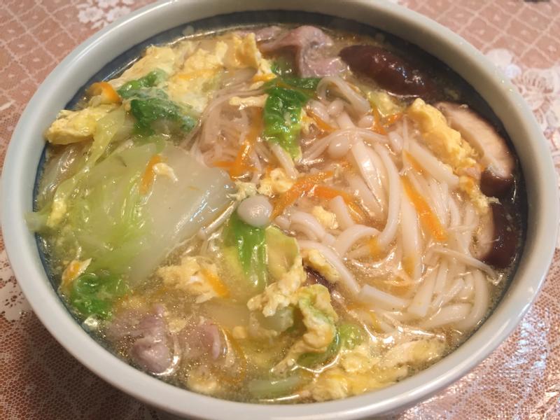 台式大滷麵
