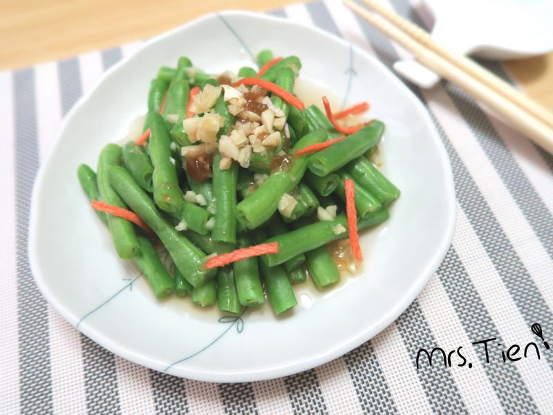 紫蘇梅涼拌四季豆 ✿小田太太玩樂廚房✿