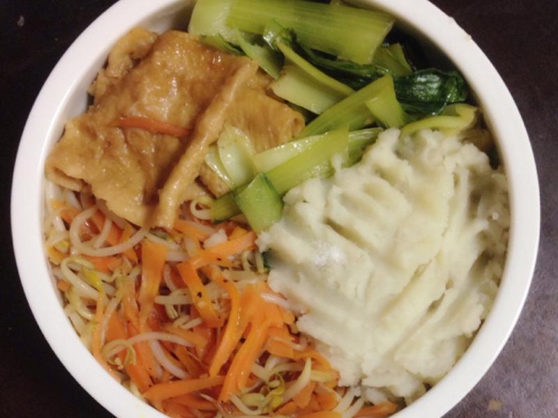 Bento: 什錦盒菜