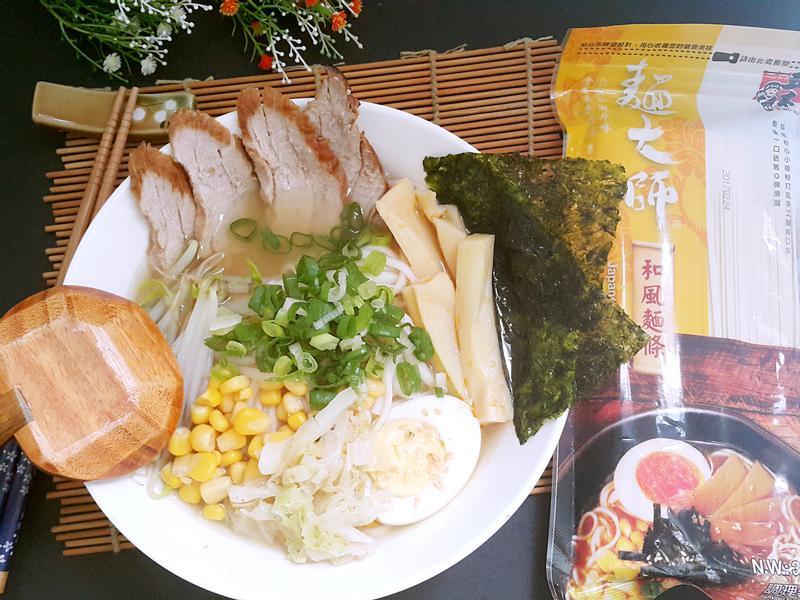 味噌叉燒拉麵【五木麵大師】