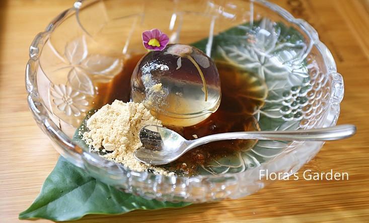 水滴蛋糕(又稱水信玄餅)