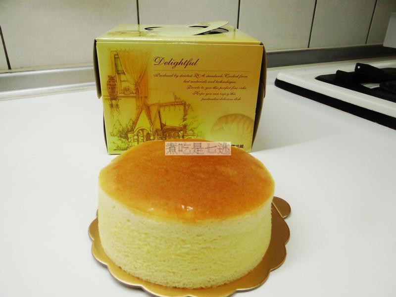 蜂蜜檸檬輕乳酪蛋糕