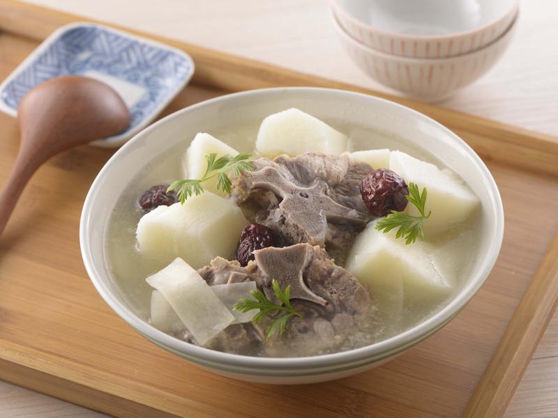 山藥補鈣湯(家香豬)