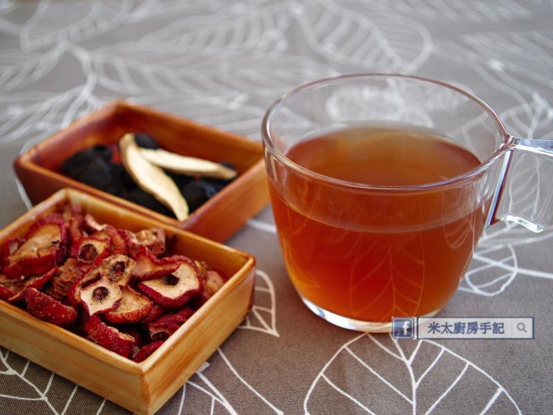 山楂烏梅茶
