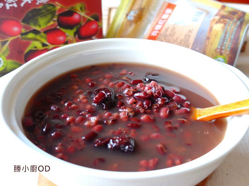藜麥紅豆薏仁粥 一起吃有機 天然好滋味!