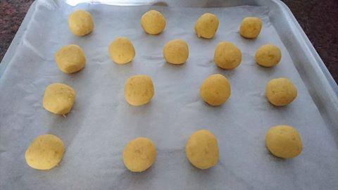 寶寶副食-烤地瓜球