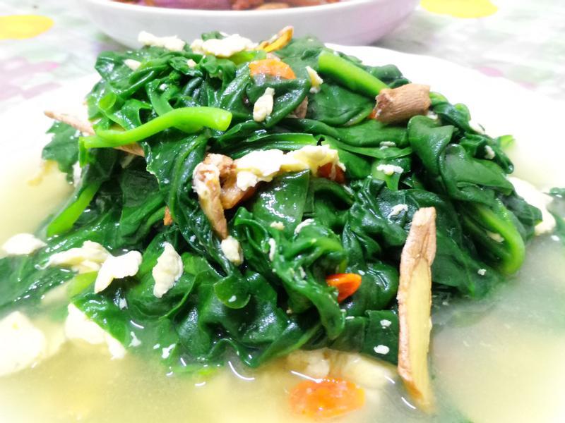 蛋炒皇宮菜