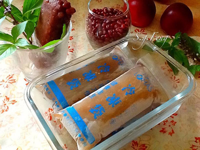 古早味-紅豆冰