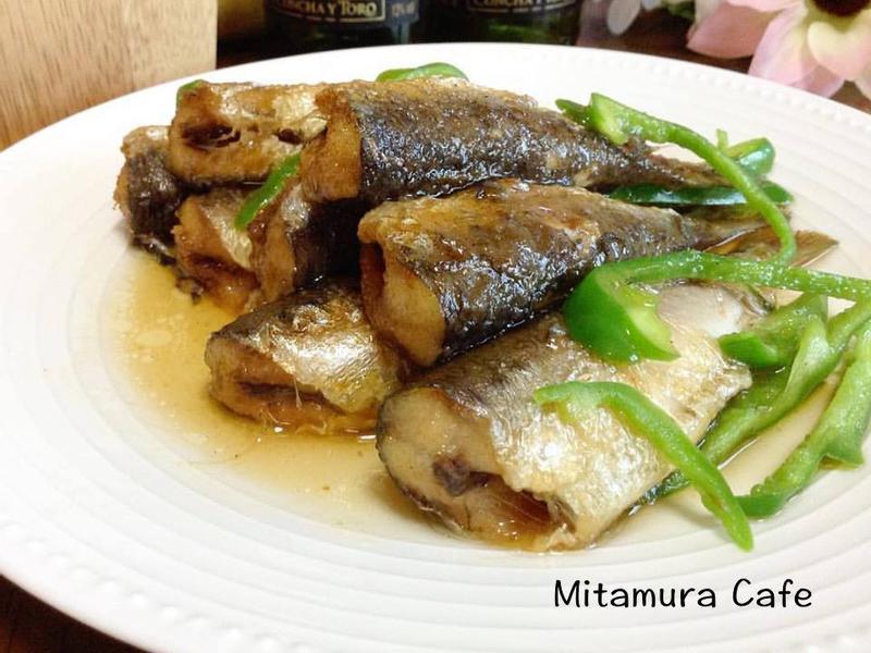 日式南蠻沙丁魚