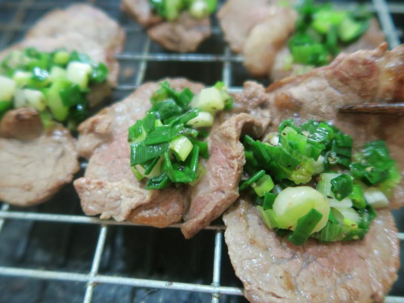 日式燒肉店的椒鹽蔥醬【免開火三分鐘】
