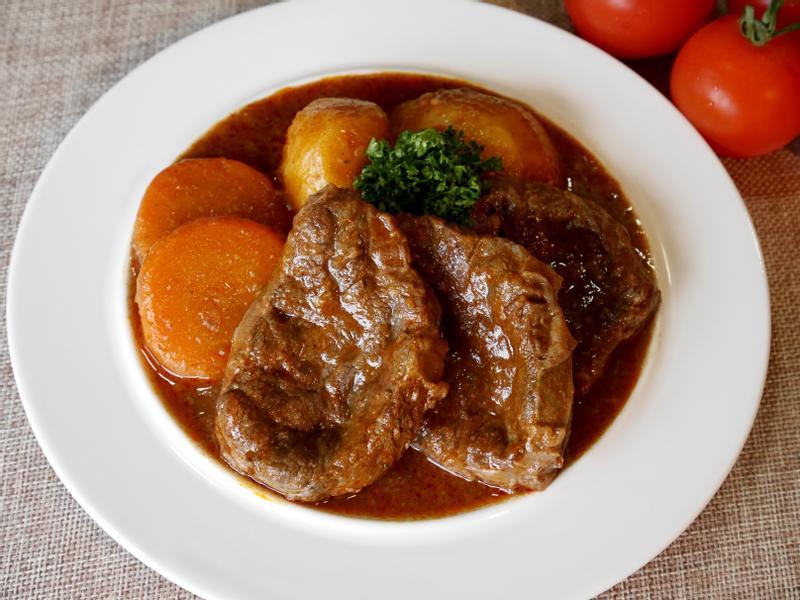 [大同電鍋] 匈牙利燉牛肉