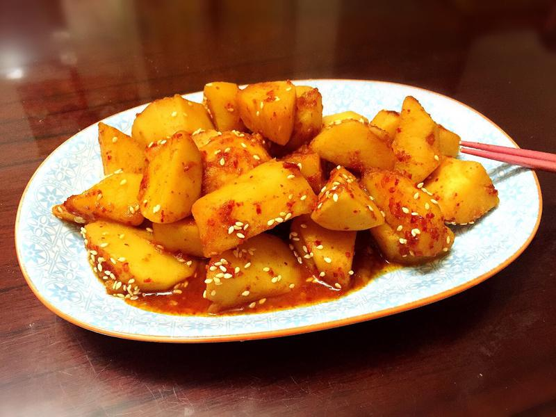 韓式燉馬鈴薯