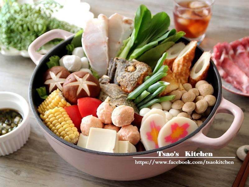 膠原石斑魚頭鍋【全聯火鍋祭】