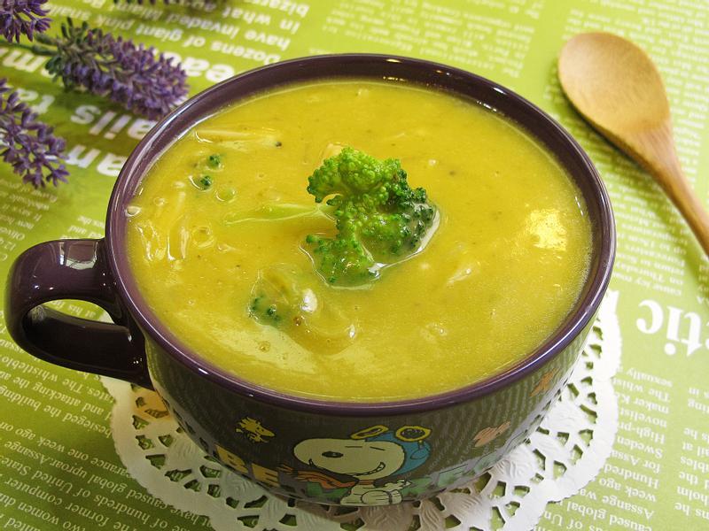 南瓜蔬菜濃湯