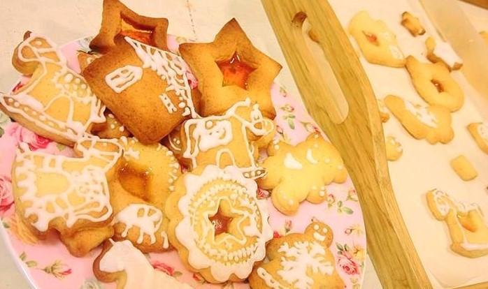 糖霜餅乾&玻璃餅乾