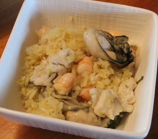 免煮海鮮炊飯