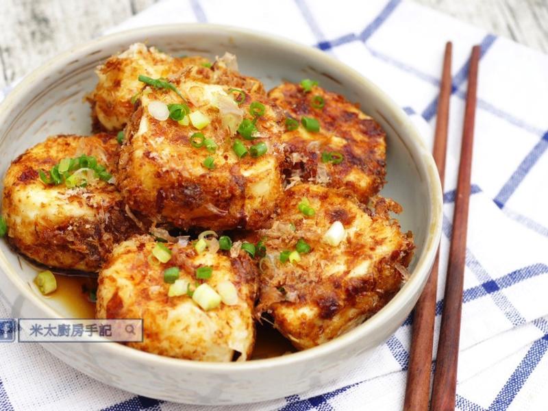 《日式揚出豆腐》