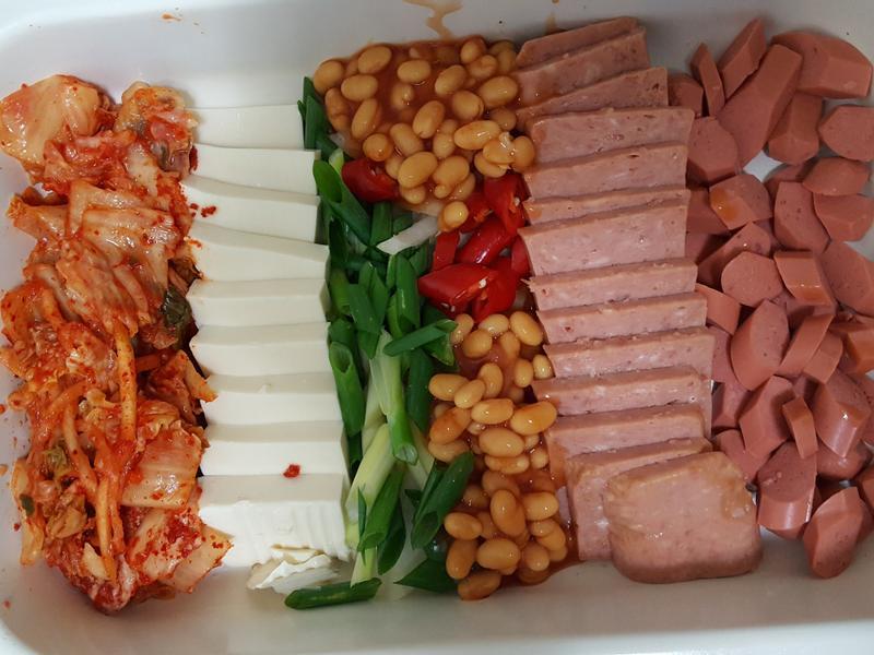 ✦懶人食譜✦韓國部隊鍋