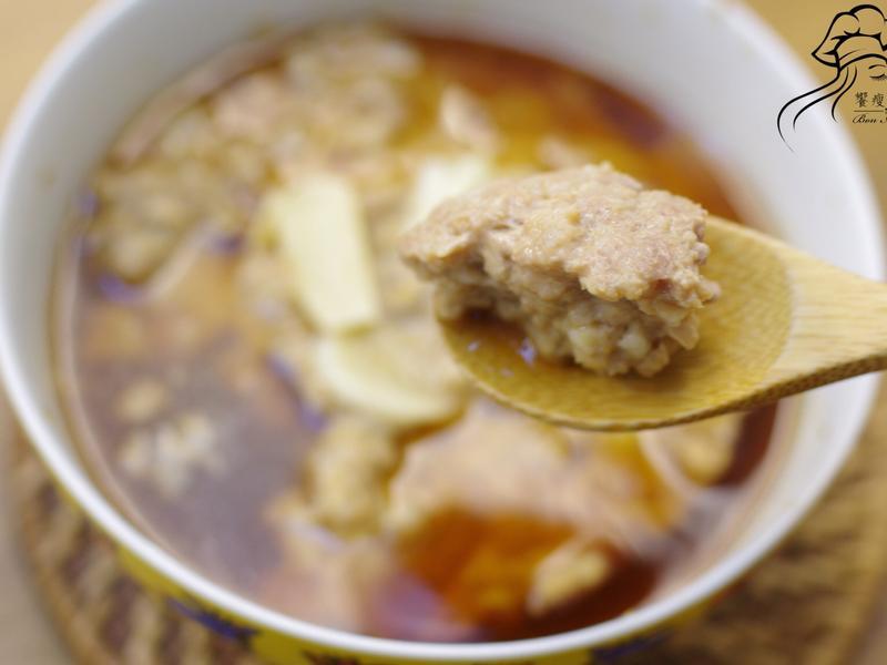 饗瘦美味-家常蒜味蒸肉-水波爐