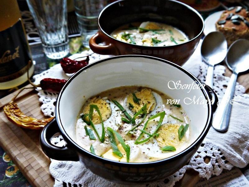芥辣醬佮煠卵