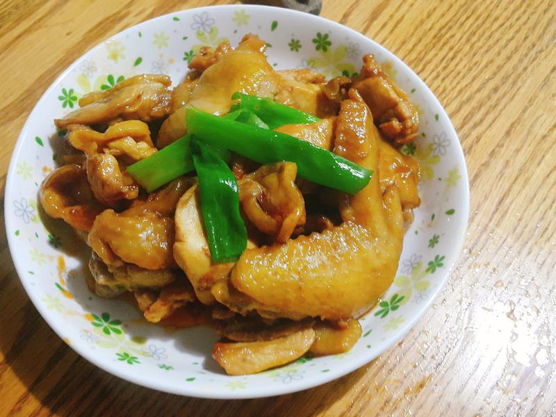 醬燒無骨雞腿肉(去油膩版)