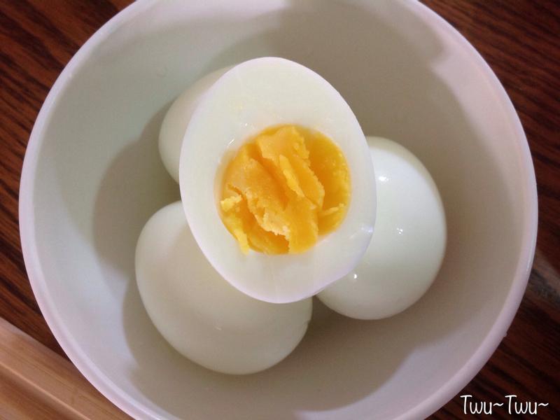完美水煮蛋煮法(小撇步)