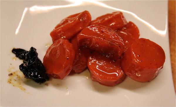蜜漬紅蘿蔔