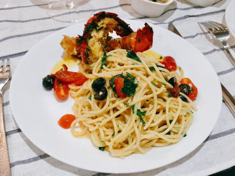 十分鐘上菜 | 清爽美味的番茄義大利麵