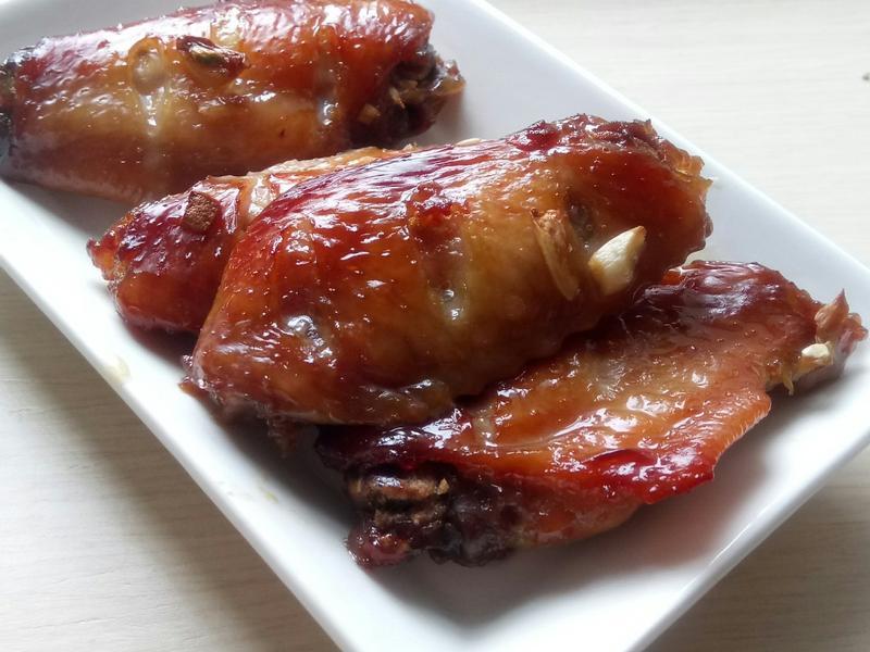 ❤雞肉料理 ❤零難度好味蜜糖烤雞翼