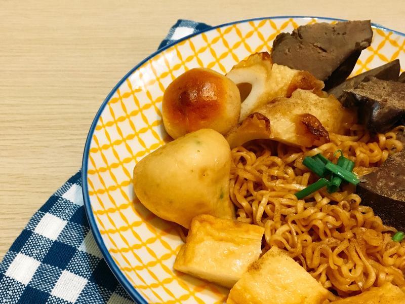 馬來西亞風🍲簡單滷味
