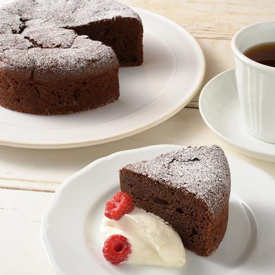 【Tomiz小食堂】法式古典巧克力蛋糕