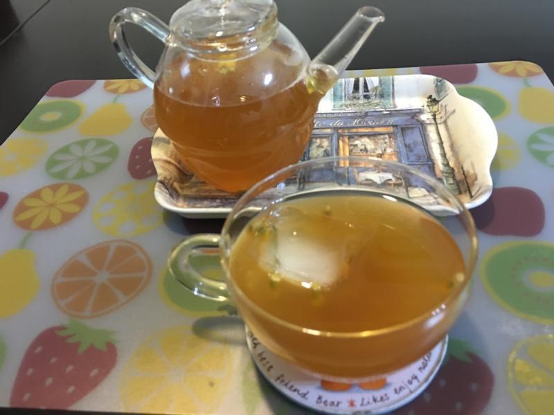 百香果烏龍蜜茶