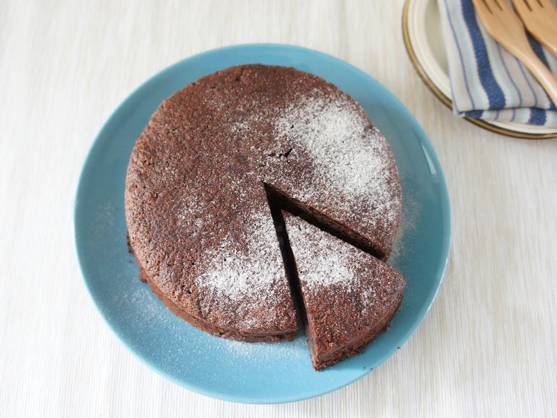 濃巧克力蛋糕
