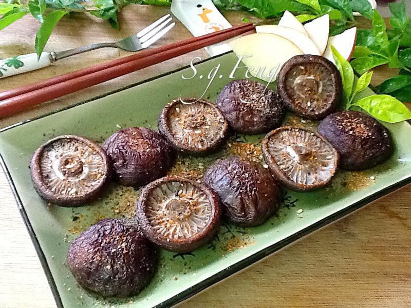 七味烤鮮香菇